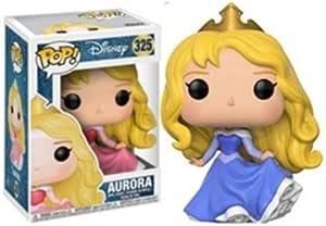 Disney Sleeping Beauty Figura de Vinilo Aurora with Chase, Color Surtido (Funko 21211)