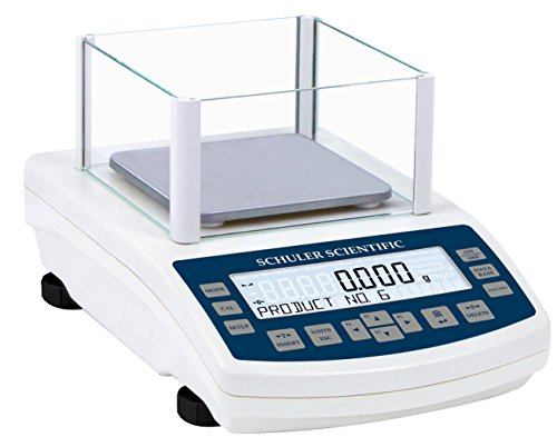 Schuler Scientific SPS-363 A Series Precision Balance with 1mg Readability and 360g Capacity