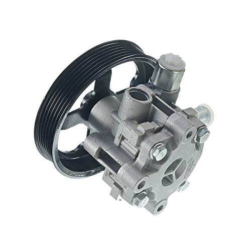 A-Premium Power Steering Pump with Pulley for Dodge Caliber 2007-2012 Jeep Compass Patriot 2007-2017