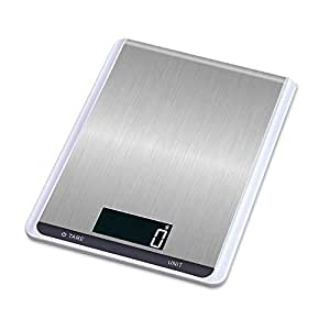Kitchen Scales - Stainless Steel Scales, 7 Units Conversion, LCD HD Backlit Display, Home Kitchen Baking Small Multi-Function Precision Micro Electronic Platform Scale - 2 ranges, 2 Colors Available