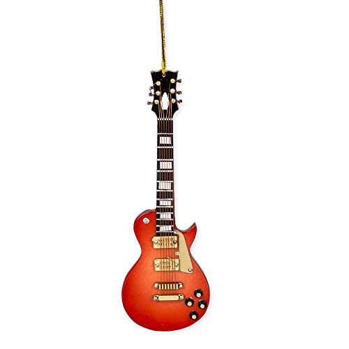 Red Electric Guitar Broadway Gifts product image