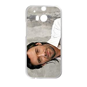 Long Hair Man Hot Seller Stylish Hard Case For HTC One M8
