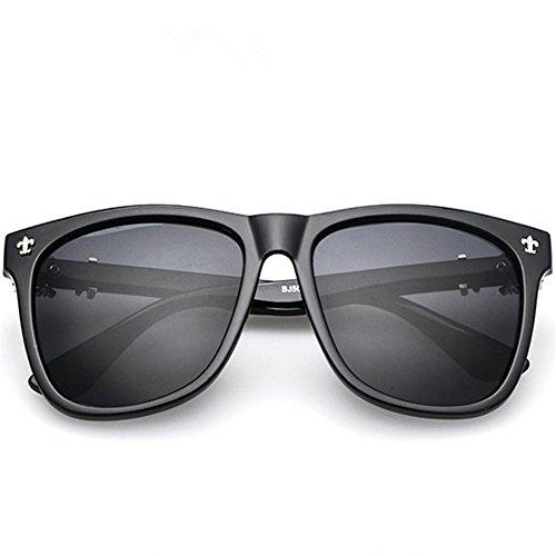 Uv400 New Pour p De Soleil 55mm Lunettes Black Reflective Lady Z Vintage BqHYn5wHA