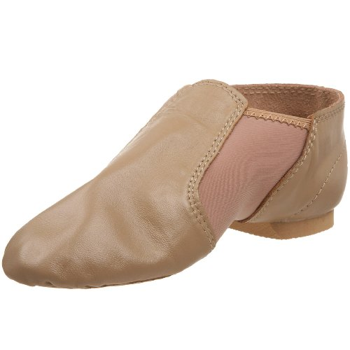 Dance Class GB600 LeatherSpandex Gore (ToddlerLittle KidBig Kid)Caramel2 M US Little Kid