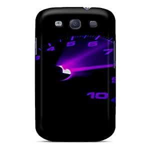 High Impact Dirt/shock Proof Case Cover For Galaxy S3 (speedometer)