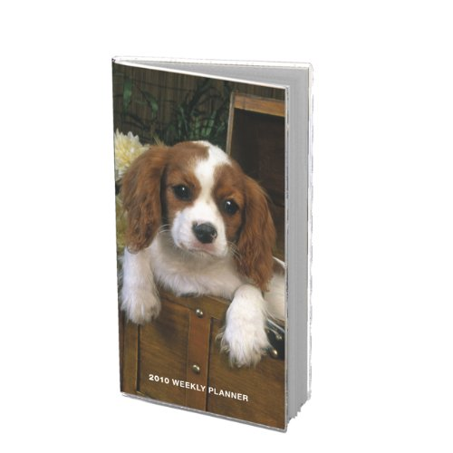 Cavalier King Charles Spaniels 2010 Weekly Pocket Planner (English and French Edition)