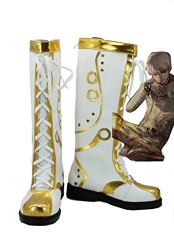 Telacos Tokyo Ghoul Anime Ghoul King Cosplay Shoes Boots Custom Made