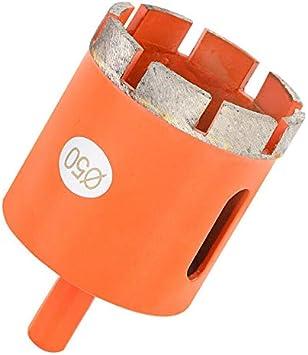 terre carrelage orange granit BE-TOOL Scie cloche diamant/ée Quility Scie-cloche diamant/ée Outils pour porcelaine marbre ardoise gr/ès