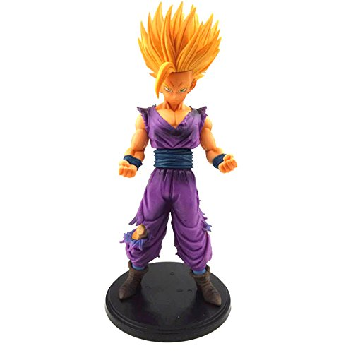Dragon Ball Z Master Stars Piece The Son Gohan Special Color ver. PVC Figure Collectible Toy 22-24cm - Style Locations Store Napa
