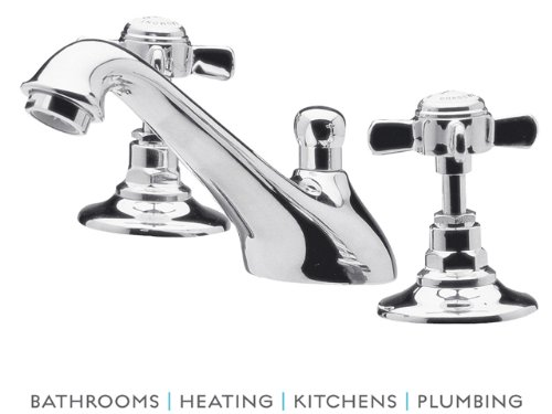 Ultra I307X Beaumont 3th Basin Mixer and Puwaste - Chrome