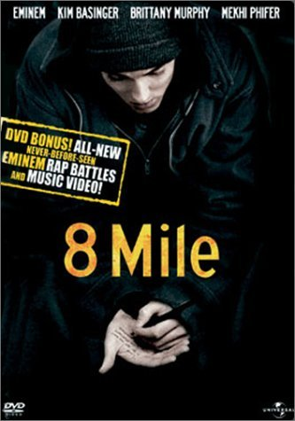 8 Mile (Full Screen Edition) by Eminem