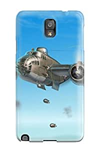 New Premium KKmBMMH16137IbZTd Case Cover For Galaxy Note 3/ Bomber Protective Case Cover