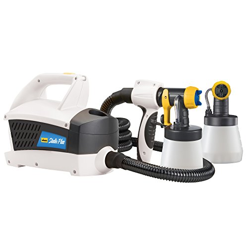 Wagner Spraytech 0529054 Studio Plus Sprayer, (Wagner 0518080 Control Spray Max Hvlp Sprayer)