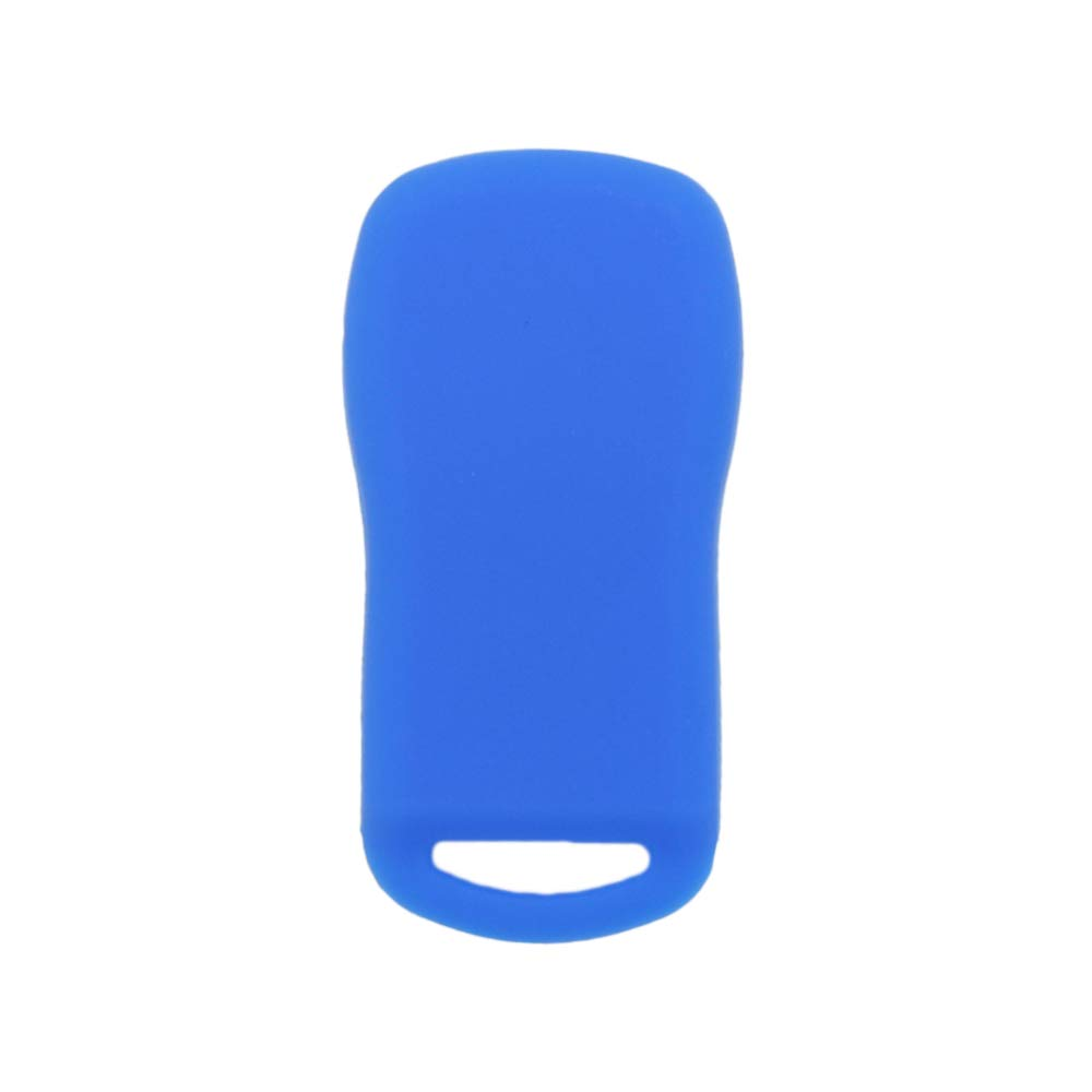 SEGADEN Silicone Cover Protector Case Skin Jacket fit for NISSAN 3 Button Remote Key Fob CV4509 Pink