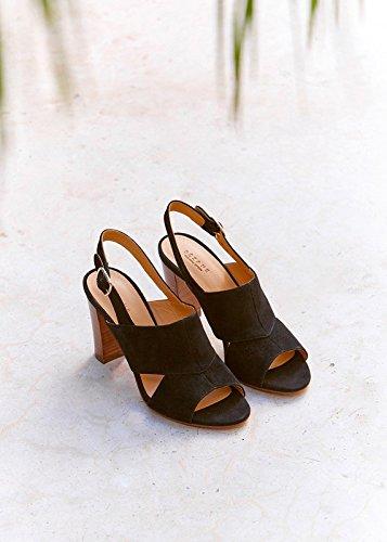 50% price detailed look get online SEZANE Sandales: Amazon.fr: Chaussures et Sacs