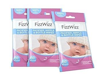Amazon.com: fizzwizz • • Chupete, pezón y la botella Natural ...