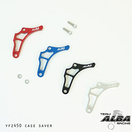 Yamaha YFZ 450 Case Saver Red (2004-2009/2012-2013) by Alba Racing (Image #1)'