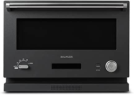 BALMUDA The Range K04A-BK (Black)【Japan Domestic genuine products】