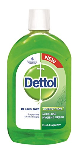 Dettol Multiuse Hygiene Liquid – 500 ml