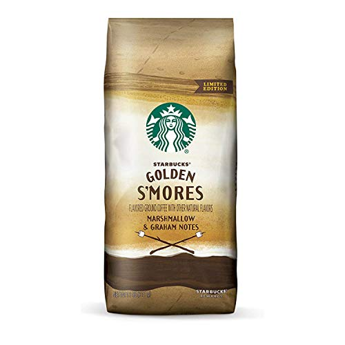 Golden Smores Ground Coffee Limited Edition