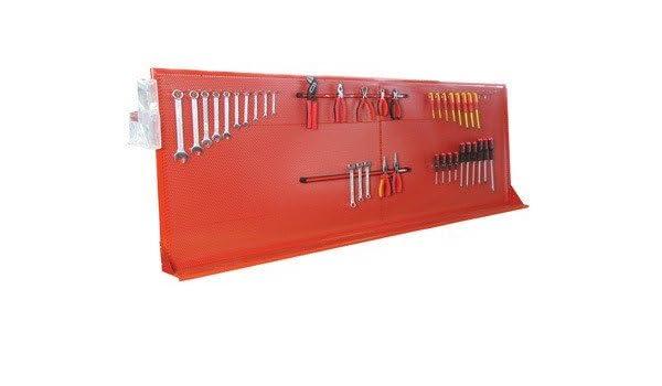 Panel porta herramientas 2m | paneles porta herramientas: Amazon.es: Bricolaje y herramientas