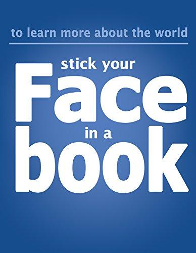 "Eureka Put Face in Book 17""x22"" Posters (837174)"
