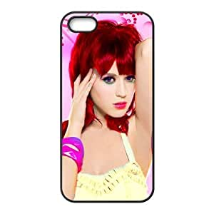 C-EUR Diy Katy Perry Hard Back Case for Iphone 5 5g 5s