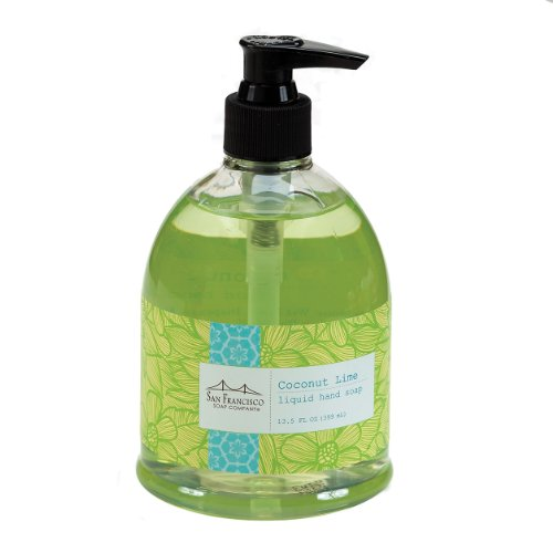 san-francisco-soap-company-geometric-collection-liquid-scented-hand-soap-coconut-lime