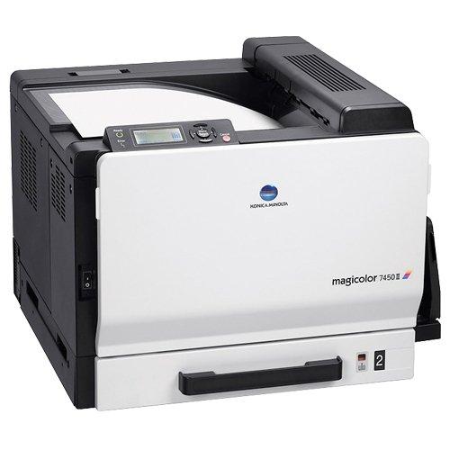Magicolor 7450 Laser Printer - Magicolor 7450 Color Laser Printer
