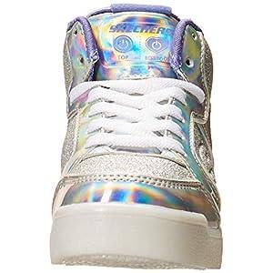 Skechers Kids' E-pro Iii-Glitzy Glow (Little Big Sneaker