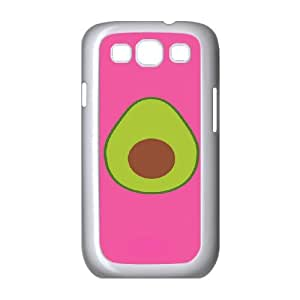 ZOEHOME Phone Case Of Strange vegetable & Fruit,Hard Case !Slim and Light weight and won't fade, Scratch proof and Water proof.Compatible with All Carriers Allows access to all buttons and ports. For Samsung Galaxy S3 I9300