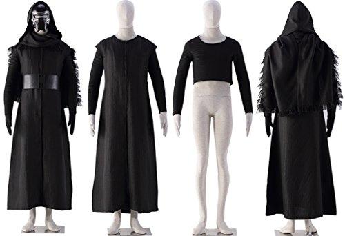 Dazcos Quality for Men's Kylo Ren Adult Cosplay Costume (Men (Quality Adult Costumes)