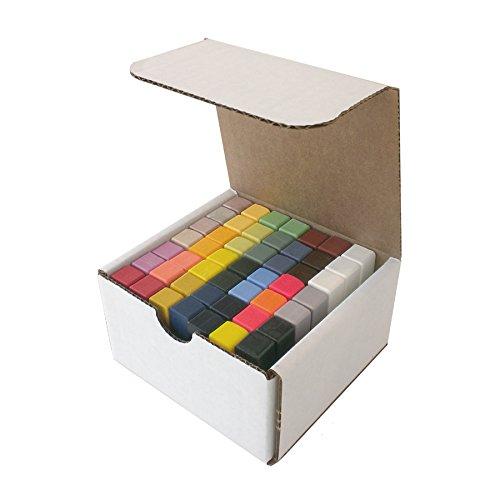 Enkaustikos EnkaustiKolors 49 Piece All Kolors Assortment