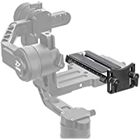 Zhiyun Crane 2 Quick Release Plate with 1/4 Screw for Panasonic GH5