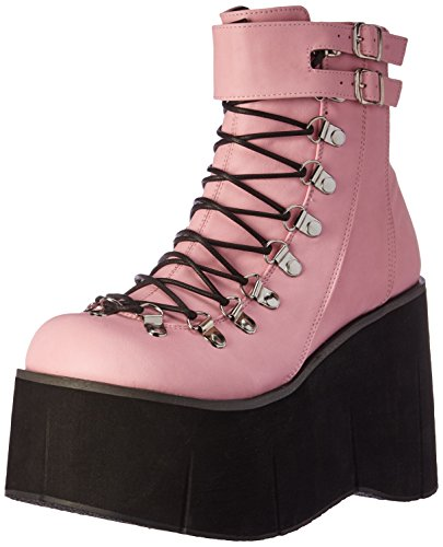Pink Demonia Vegan Leather B 21 KERA Fqrwq4t