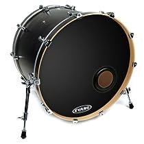 Evans REMAD Resonant Bass Drum Head, 22 Inch