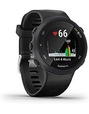 "Garmin Forerunner 45 reloj inteligente Negro 2.64 cm (1.04"") Móvil GPS (satélite) - Relojes inteligentes (2.64 cm (1.04""), GPS (satélite), Móvil, 168 h, 36 g, Negro)"