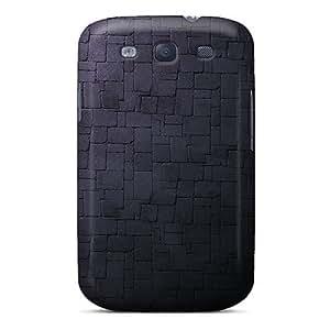 Romantic Area Stone Wall Durable Galaxy S3 Tpu Flexible Soft Case