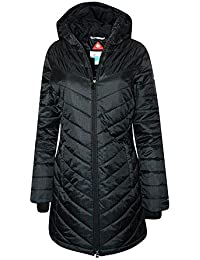 Women's Morning Light II Omni Heat Long Jacket Coat Puffer