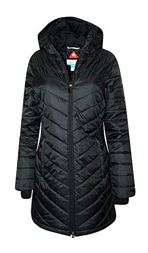 Columbia Women\'s Morning Light II Omni Heat Long Jacket Coat Puffer