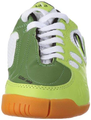 uhlsport Toro Funk Jr. 100826502 - Zapatillas de deporte para niño Verde