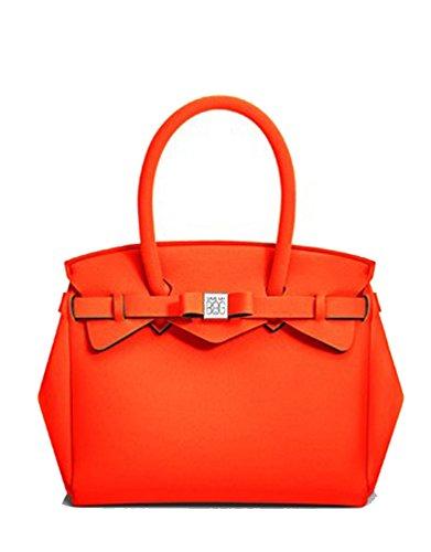 Save M Bag Petite Miss (Bonitas Orange) by Save My Bag