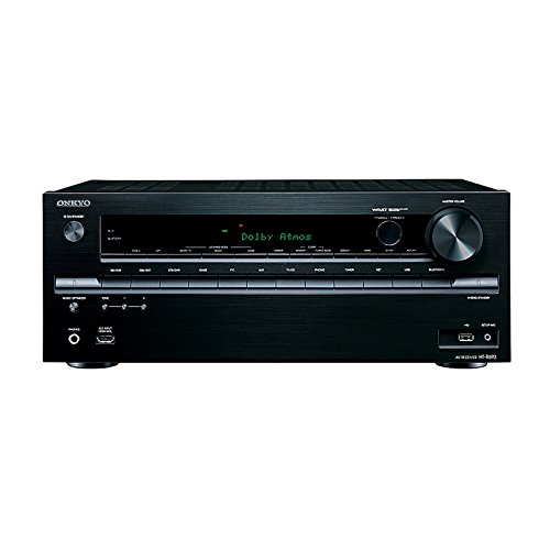 Onkyo HT-S7700 5.1.2-Ch Dolby Atmos Ready Network A/V Receiver/Speaker Package Special Price