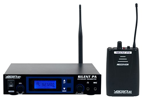 VOCOPRO SilentPA-Solo Wireless Microphones and Transmitters by VocoPro