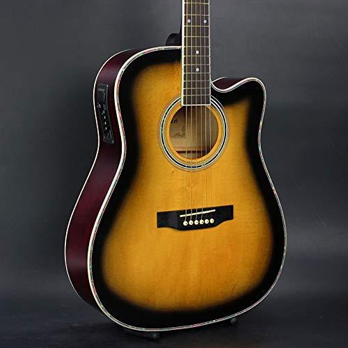 HVTKL 41 Pulgadas de Guitarra Banda de Caja eléctrica Guitarra ...