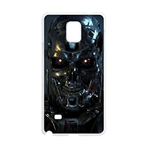 samsung galaxy note4 White Terminator phone case cell phone cases&Gift Holiday&Christmas Gifts NVFL7N8826108