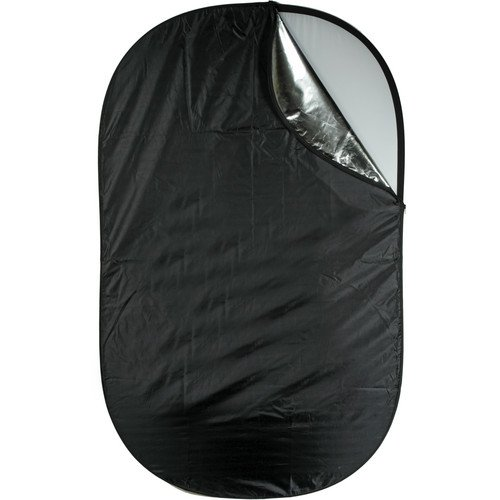 Impact 5 in 1 Collapsible Oval Reflector 42x72'' (1x1.8 m) by Impact (Image #6)