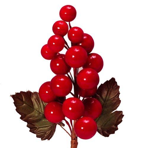 Holiday Fruit Garland - Kurt Adler 5.5