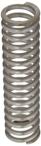 - Compression Spring, 302 Stainless Steel, Inch, 1.225