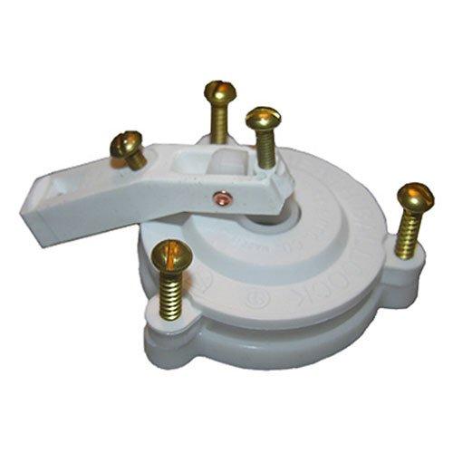 LASCO 04-7175 Toilet Ballcock Repair Top Assembly for Coast Brand 1B1X by LASCO